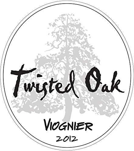 2012 Twisted Oak Viognier Calaveras County 750Ml