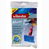 Vileda Kitchen Cleaning Magic Floor Mop Flat Refill Replacement Foam Head