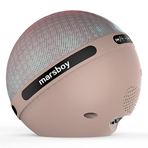 Marsboy Orb Portable Hifi Stereo 7 Kinds Of Led Show