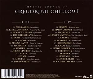 Mystic Sounds of Gregorian Chillout Vol.1