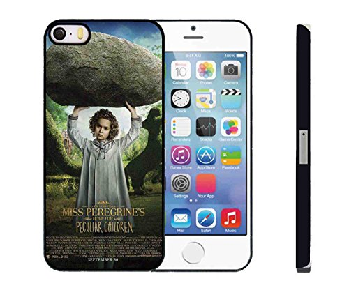 Case Custodia per Apple iPhone 5 5S SE Movie Miss Peregrine's Home for Peculiar Children iPhone 5s Etui Miss Peregrine's Home for Peculiar Children iPhone SE Cover Miss Peregrine's Home for Peculiar Children