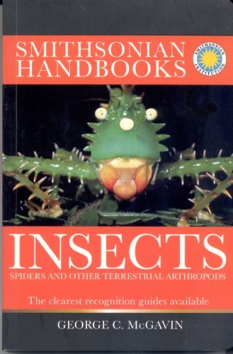 Insects - Spiders and Other Terrestrial Arthropods - Smithsonian Handbooks (Smithsonian Handbooks) PDF