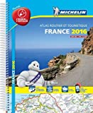 Atlas France 2016 Plastifié Michelin...