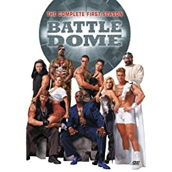 BATTLE DOME - SEASON 1