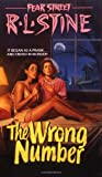 The Wrong Number (Fear Street, No. 5)