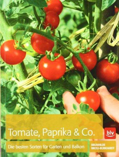 tomaten paprika co die besten sorten f r garten und balkon. Black Bedroom Furniture Sets. Home Design Ideas