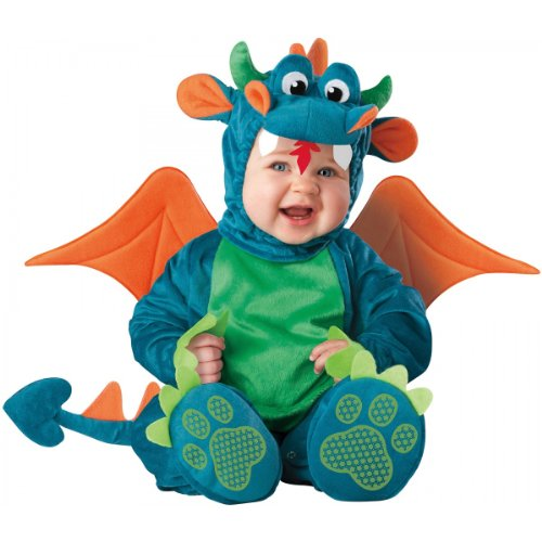 Dinky Dragon Costume - Infant Small