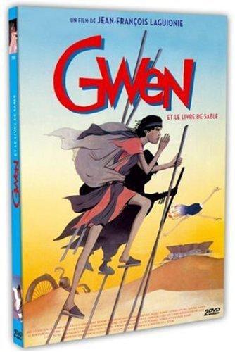 Gwen, le livre des sables / Jean-François Laguionie, réal. | Laguionie, Jean-François. Monteur. Scénariste. Dialoguiste