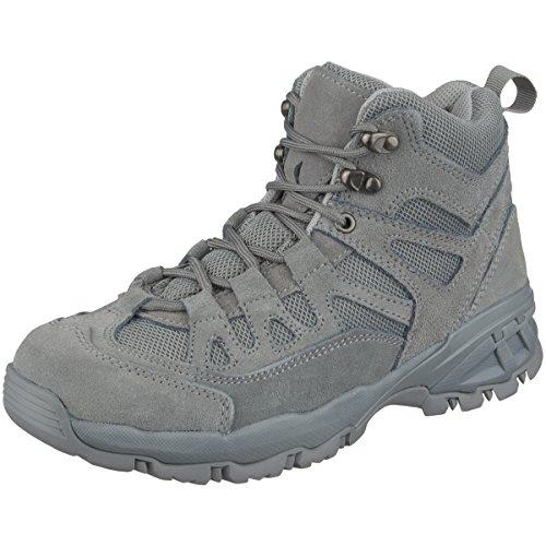 Brandit Herren Schuhe Outdoor Trail Mid, Color:anthrazit;Größe:42