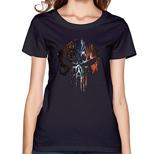 Girlfriends Style Unique Shadows Fall Tee-shirts Size XS Color Black