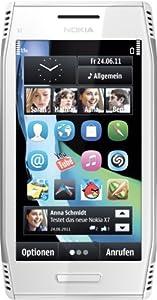 Nokia X7 White Steel