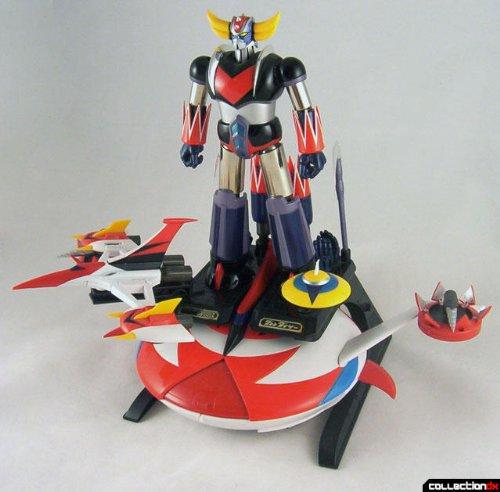 超合金魂 GX-04 UFOロボグレンダイザー
