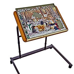 Amazon Com Jigtable Jigsaw Puzzle Table From Jigthings