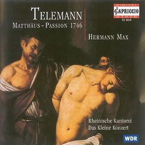 Telemann G.P.: St. Matthew Pa