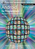 img - for Android for Programmers: An App-Driven Approach (2nd Edition) (Deitel Developer Series) by Deitel, Paul, Deitel, Harvey, Deitel, Abbey (2014) Paperback book / textbook / text book