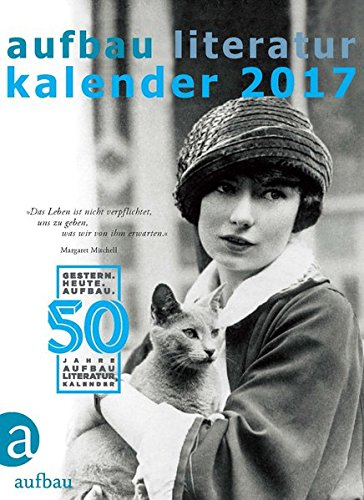 Aufbau Literatur Kalender 2017: 50. Jahrgang
