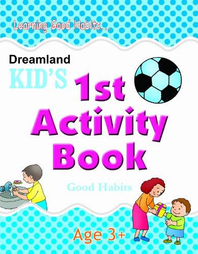 1st Activity Book - Good Habit: Good Habits (Kid's Activity Books) Image