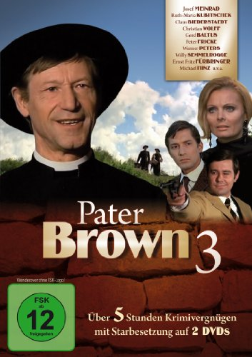 Pater Brown 3 [2 DVDs]
