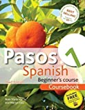 Pasos 1: Activity Book: Spanish Beginner's Course Coursebook (Pasos a First Course Spanish) 3rd (third) Edition by Martin, Rosa Maria, Ellis, Martyn published by Hodder Education (2011) Rosa Maria, Ellis, Martyn Martin