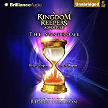 The Syndrome: The Kingdom Keepers Collection (       UNABRIDGED) by Ridley Pearson Narrated by Kate Rudd, Amy McFadden, Whitney Dykhouse, Nick Podehl