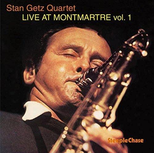 CD : Stan Getz - Live At Montmartre Vol 1 (Remastered, Japan - Import)