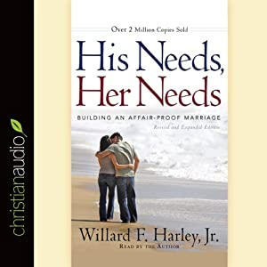 His Needs, Her Needs Audiobook