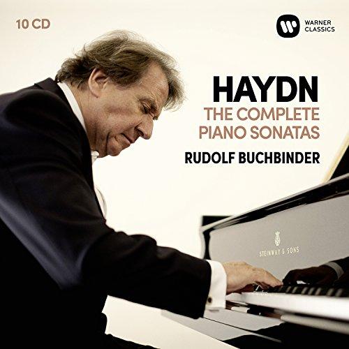 CD : Rudolf Buchbinder - Haydn: Complete Piano Sonatas (10PC)