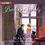 Back in Society: A Regency Romance: The Poor Relation, Book 6 (       UNABRIDGED) by Marion Chesney Narrated by Davina Porter