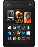 """Kindle Fire HDX 8.9"""", HDX Display, Wi-Fi and 4G, 16 GB - Includes Special Offers (Previous Generation - 3rd)"""