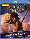 Legend of Korra: Book Three - Change [Blu-ray]