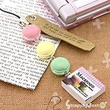 Love Sweets♪小さなお菓子のストラップ(マカロン)AR0501033