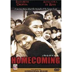 Homecoming - Philippines Filipino Tagalog DVD Movie