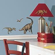 RoomMates RMK1043SCS Dinosaurs Peel &…