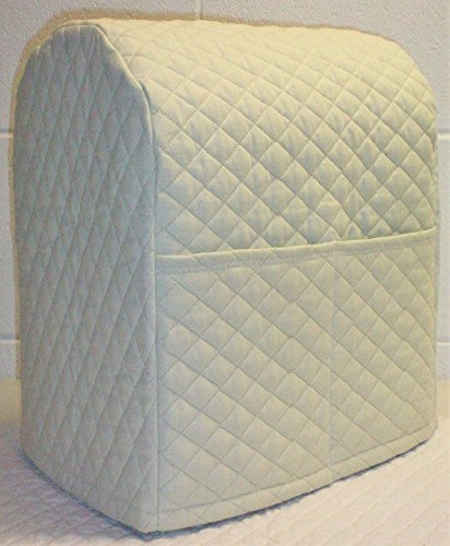 Quilted Cover for Kitchenaid 7 Quart Lift Bowl Stand Mixer (Sage Green)