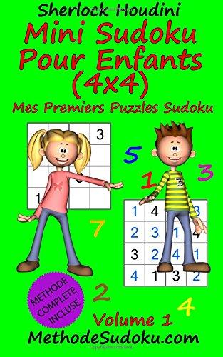 Mini Sudoku Pour Enfants (4x4)