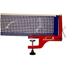 Killerspin 603-05 Aurora Table Tennis Net and Post Set by Killerspin