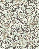 Graham and Brown 17615 Bijou Wallpaper, Green