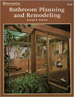 Bathroom planning and remodeling successful home for Bathroom remodeling books