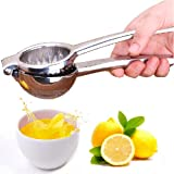 Susan's Professional Lemon Squeezer / Citrus Juicer, Commercial Grade, High Quality Stainless steel