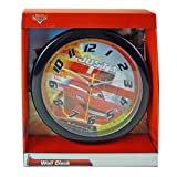 Disney Car Disney 10 Wall Clock: Car Wall Clock Quartz Accuracy, Easy Wall Mounting. Battery Operated Requires 1 Aa Battery (Not Included)