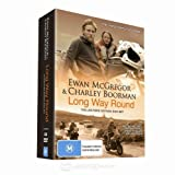 Long Way Round - Collectors Edition Box Set (8 Disc Box Set) (PAL) (REGION 0)