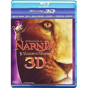 Le cronache di Narnia - Il viaggio del veliero(2D+3D+DVD+copia digitale) [(2D+3D+DVD+copia digital