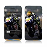 Diabloskinz Vinyl Adhesive Skin,Decal,Sticker for the iPhone 4/4S - Rossi Wheelieby Diabloskinz