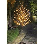 Lightshare LED Blossom Tree, 6-Feet, Warm White