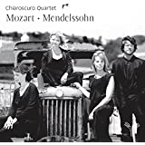 Mozart: String Quartet No.15; Mendelssohn: String Quartet No.2 Op.13