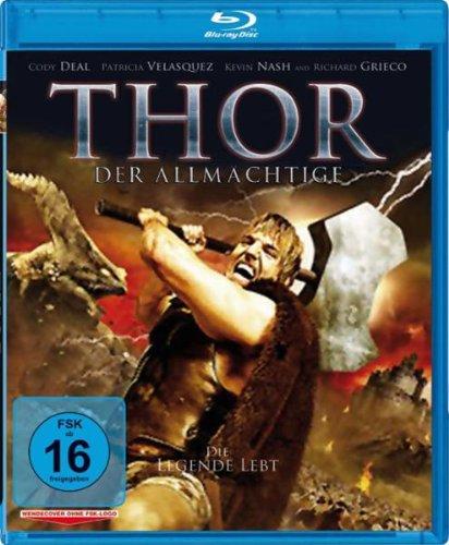 Thor - Der Allmächtige (Blu-ray)