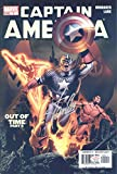 Stan Lee Signed Signed Autographed Captain America Out of Time Part 5 Comic Book PAAS COA