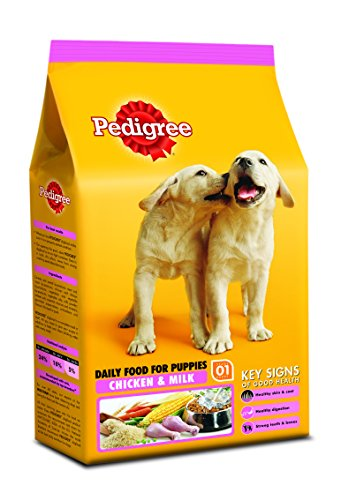 Pedigree Puppy Chicken And Milk, 10 Kg