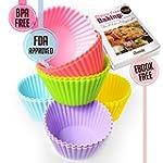 Kitchidy - Rainbow Cupcake Liners - 1...