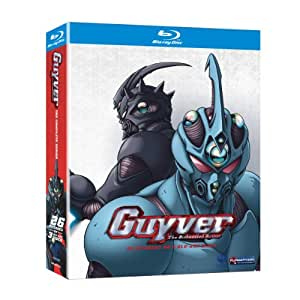 Guyver: Complete Box Set  [Blu-ray]